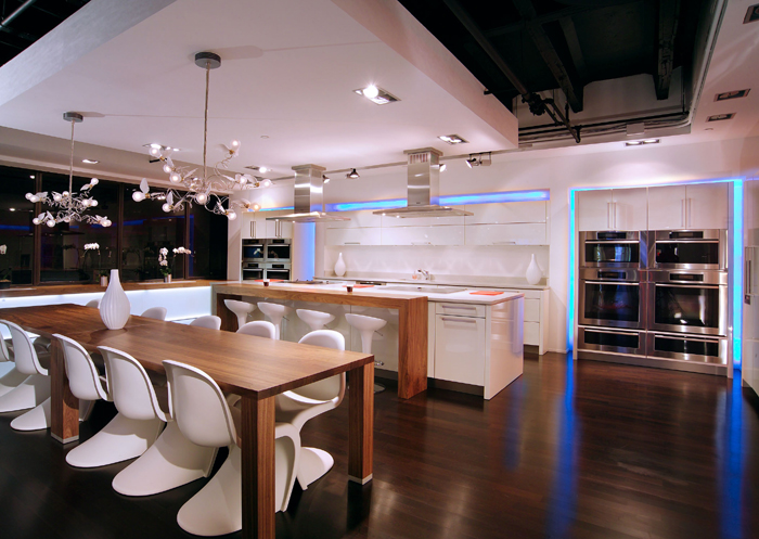 miele nyc showroom kitchen