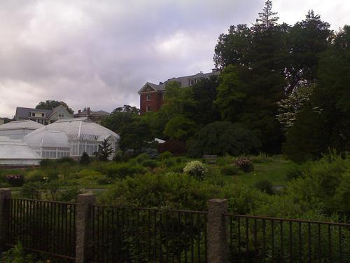 Smith College Lyman Plant House