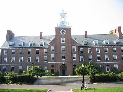 Smith College Martha Wilson House