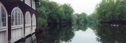 Smith College Paradise Pond