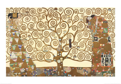the-tree-of-life-stoclet-frieze-c-1909 gustav klimt