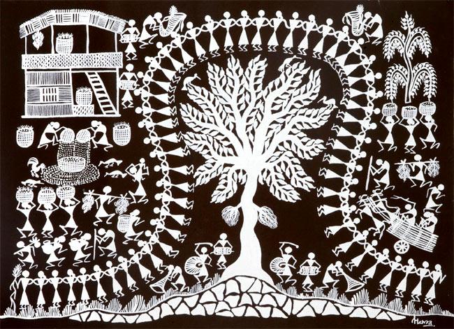 Warli Tribe