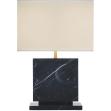 Noir Sculpture Table Lamp