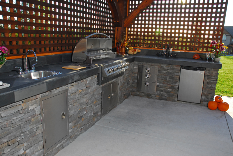 Wednesday Word On Interior Design Top 5 Musts For An Outdoor Kitchen Unusable