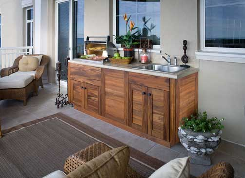 Wednesday word on interior design top 5 musts for an for Kitchen balcony ideas