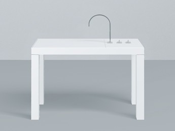 Betty Blue Alape Sink Bath AFNY