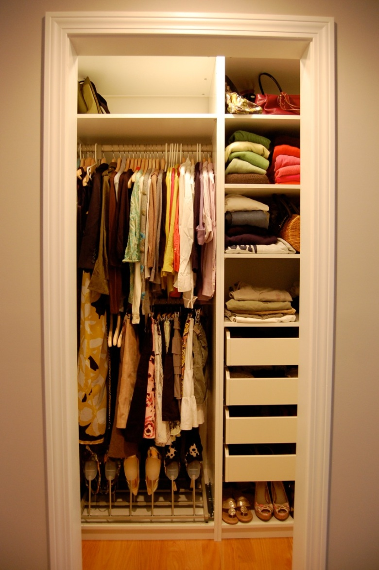 Closet Interior Design Organization Storage Ikea