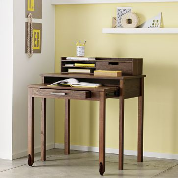 desk, West Elm, furniture, teen, back to school, study area
