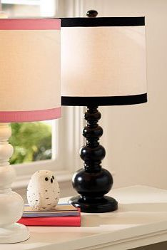 table, lamp, black, teen, interior design, foom, accessories