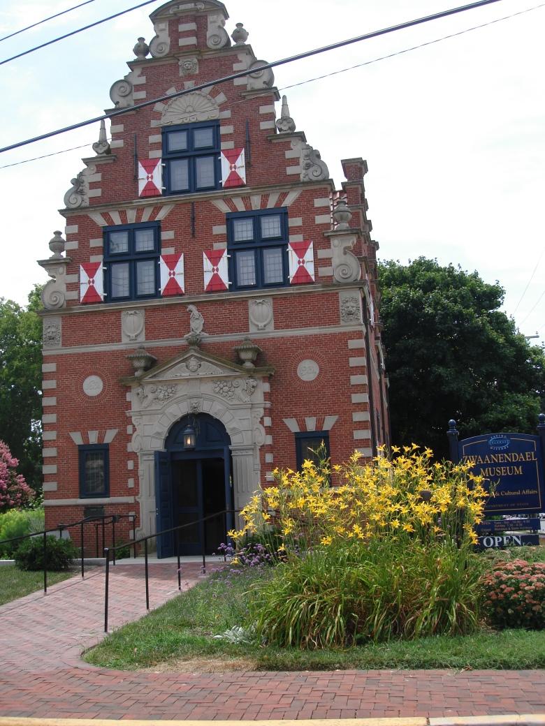 zwaanendael, museum, lewes, DE, vacation