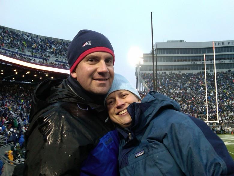Penn State, football, fall, inspiration, family