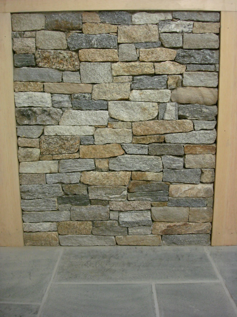 stacked stone, O&G, fireplace, interior design, connecticut