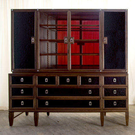 Cabinet, New Traditionalists, dining, furniture, interior design
