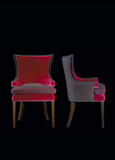 chair, interior design, furniture, william yeoward, relaxed, elegant