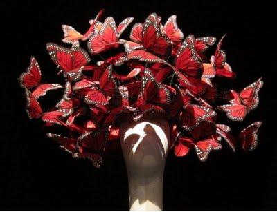 alexander mcqueen, butterflies, color, metropolitan museum, nyc